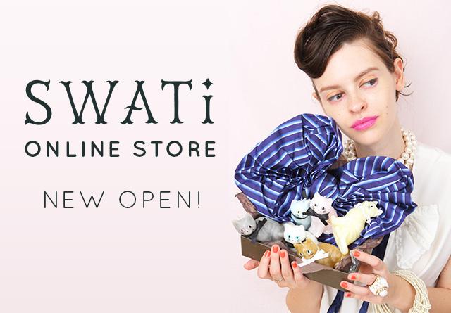 SWATi ONLINE STORE NEW OPEN!