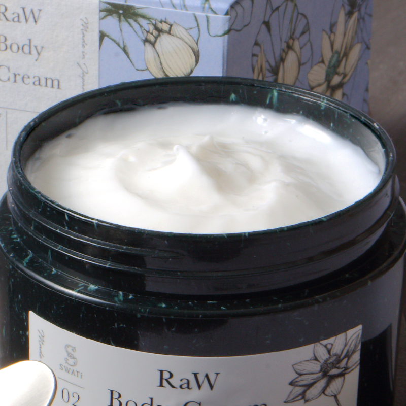 RaW Body Cream